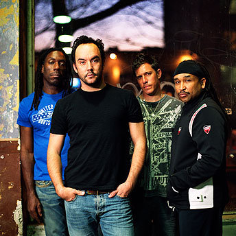Dave Matthews Band at Molson amphitheatre